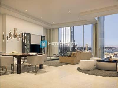 شقة 1 غرفة نوم للبيع في وسط مدينة دبي، دبي - Lowest price in the market I High floor I Resale