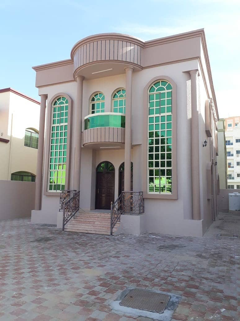 BEAUTIFUL 5 BHK VILLA FOR RENT IN AL RAWDHA 1 WITHOUT AC YEARLY 70K 2 PAYMENT IN AJMAN