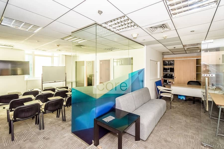Mid Floor | Fitted Office | Readily Available