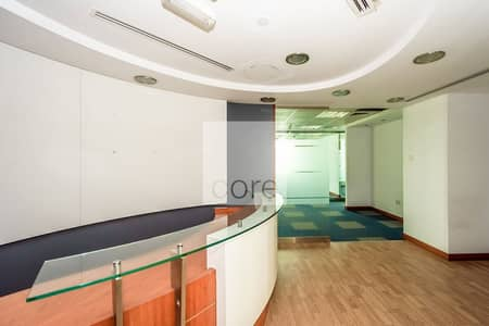 Mid Floor | Fitted Office | Close to Metro