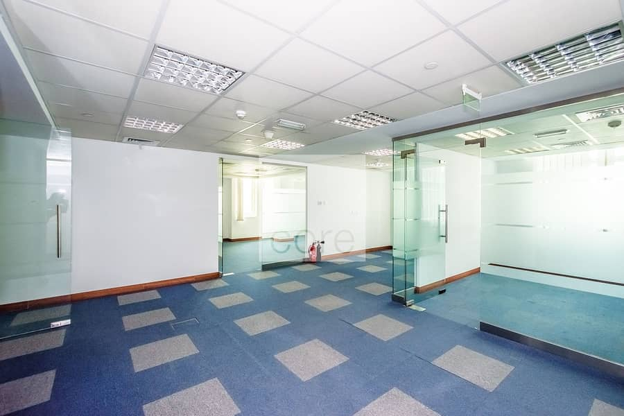 2 Mid Floor | Fitted Office | Close to Metro