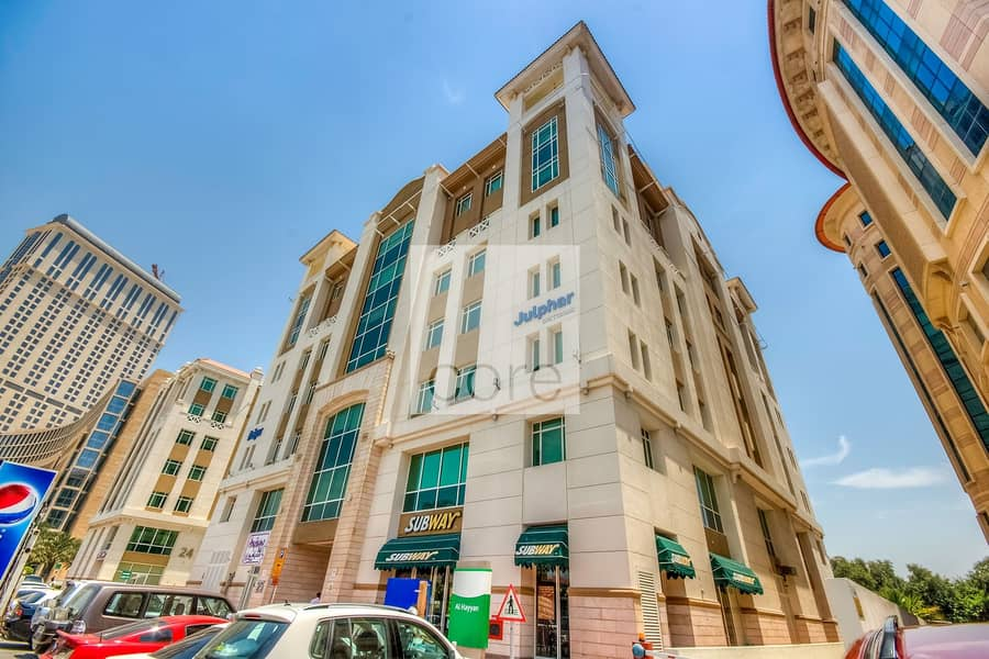 20 Mid Floor | Fitted Office | Close to Metro