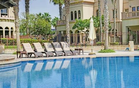 4 Bedroom Villa for Rent in Palm Jumeirah, Dubai - Semi furnished 4 bd villa for rent on Palm Jumeirah