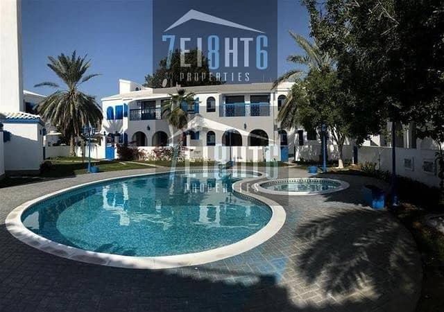 Commercial villa: 6 b/r indep villa excellent location directly on Al Wasl Road private parking