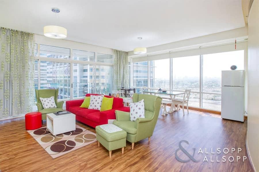 Exclusive | Skyline View | 2 Bedroom | VOT