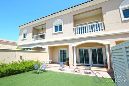 2 Bedroom Villa for Sale in Jumeirah Village Circle (JVC), Dubai - 2 Bed TH | Great Condition | District 12