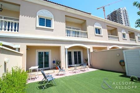 فیلا 2 غرفة نوم للبيع في قرية جميرا الدائرية، دبي - 2 Bed TH | Great Condition | District 12