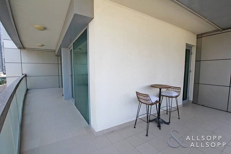 2 Rented | Large Terrace | Cash Seller | 1BR