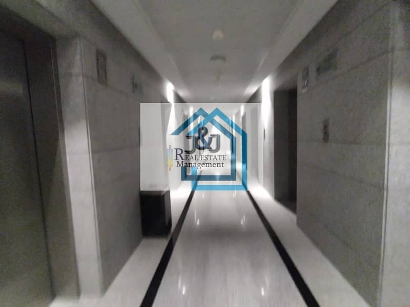 16 Stylish Fully Furnished 2 Bedroom Apartment with Corniche Views