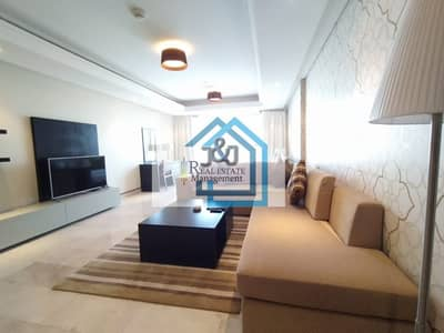 Studio for Rent in Corniche Area, Abu Dhabi - Fully Furnished Studio Apartment in the Corniche