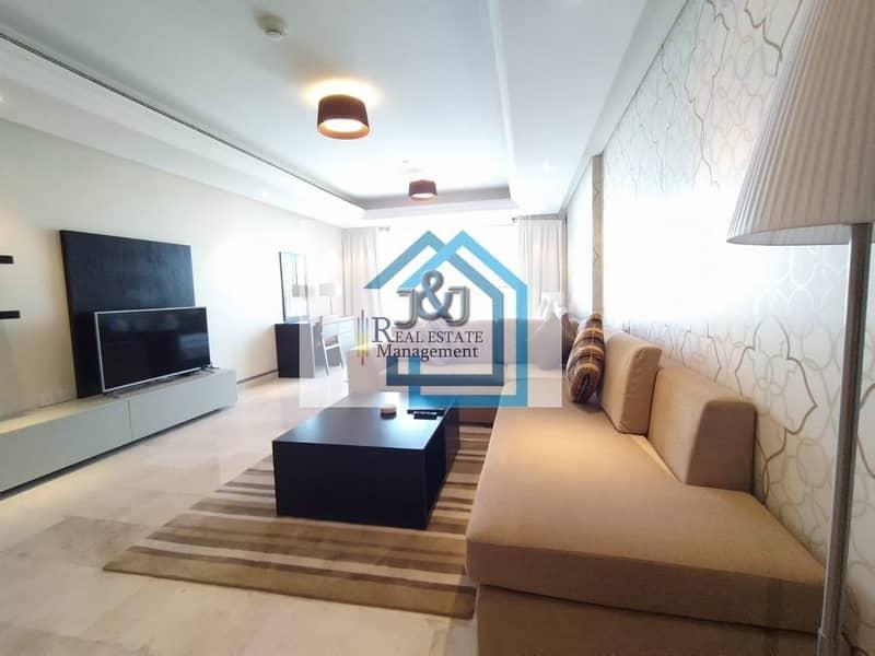 Fully Furnished Studio Apartment in the Corniche