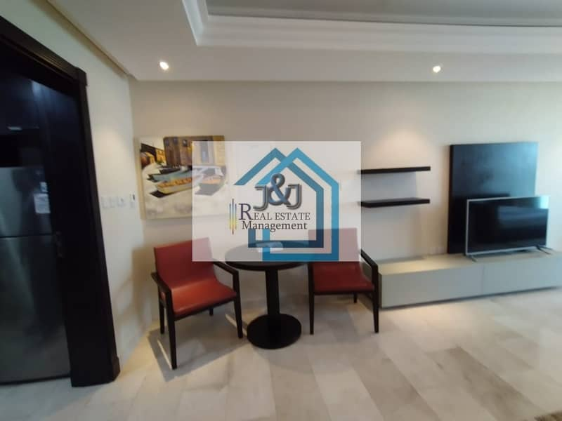 2 Fully Furnished Studio Apartment in the Corniche