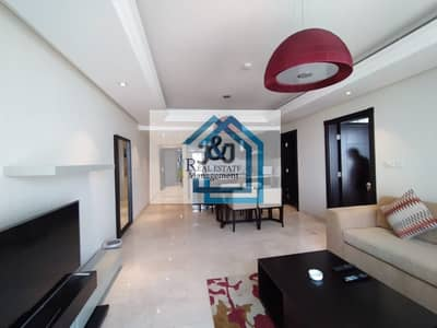 1 Bedroom Flat for Rent in Corniche Area, Abu Dhabi - Stylish 1 Bedroom Fully Furnished Apartment in Cornicha Area