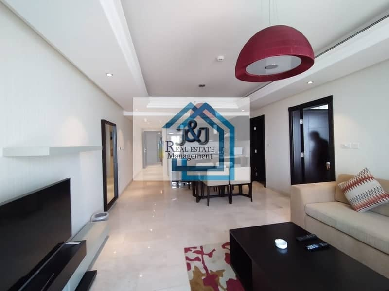 Stylish 1 Bedroom Fully Furnished Apartment in Cornicha Area
