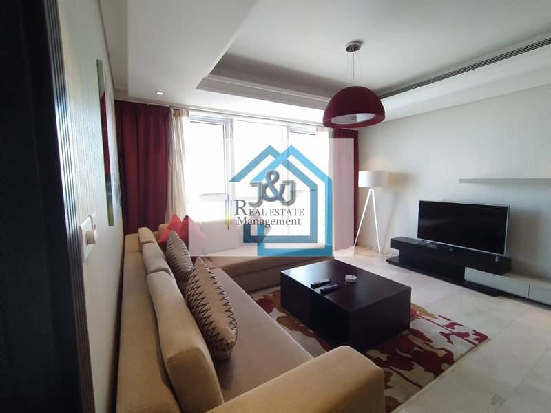 2 Stylish 1 Bedroom Fully Furnished Apartment in Cornicha Area