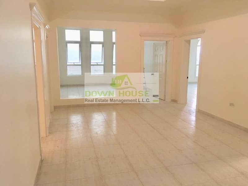 VIP LUXURIOUS !! Spacious 3 bedrooms with 3 bathrooms close to etihad