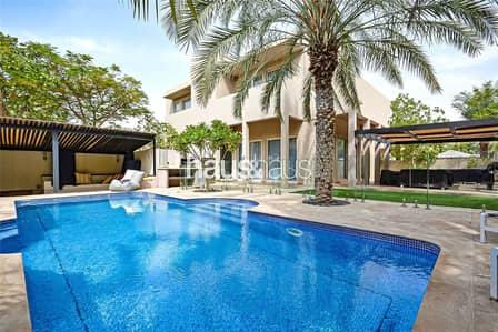 فیلا 3 غرف نوم للبيع في المرابع العربية، دبي - Exclusive | Upgraded Type 7 | Quiet Location