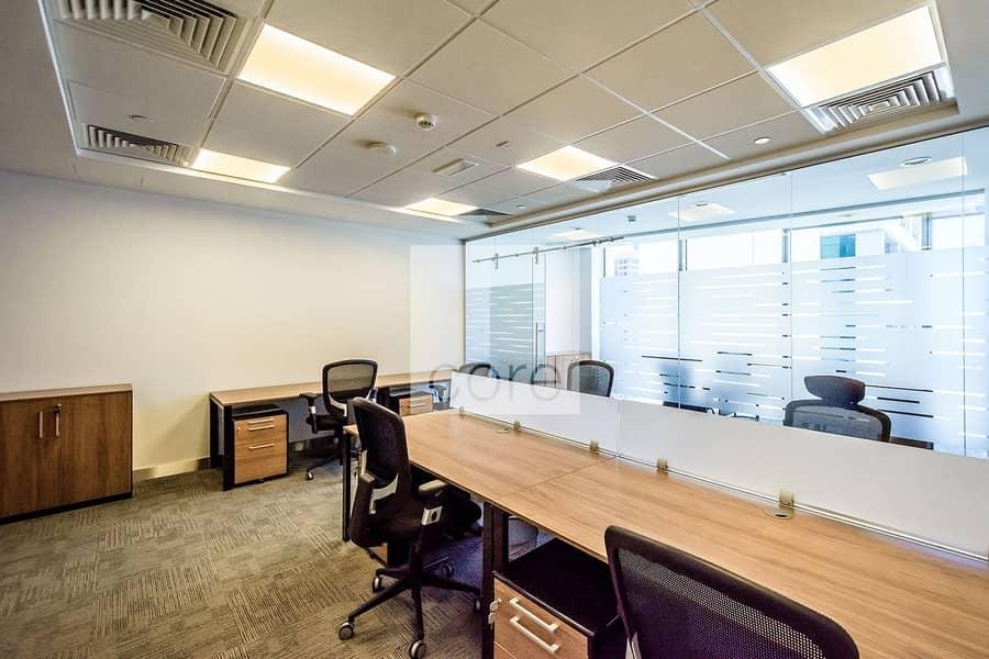 2 Mid Floor | Premium Fitted Office