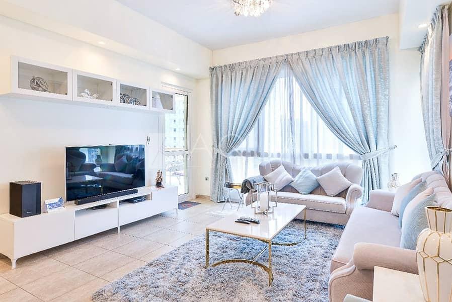 MR 1 | 3 Bedroom + Maids | Full sea view