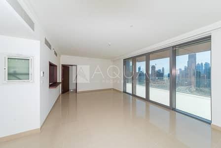 2 Bedroom Flat for Rent in Downtown Dubai, Dubai - Brand New | Amazing Burj Community Views