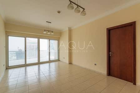 شقة 2 غرفة نوم للايجار في أبراج بحيرات الجميرا، دبي - Big Balcony   Lake view   Near Metro Station