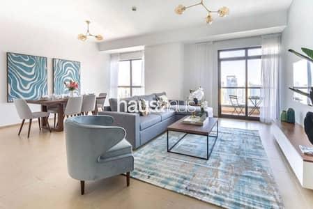 شقة 2 غرفة نوم للبيع في جميرا بيتش ريزيدنس، دبي - Fully Furnished | Vacant On Transfer | High Floor