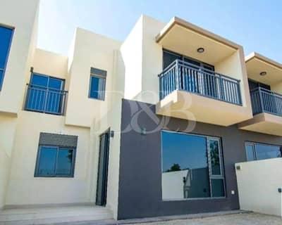 فیلا 3 غرف نوم للايجار في دبي هيلز استيت، دبي - Type 2M Villa   Back to Back   Negotiable