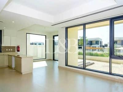 فیلا 5 غرف نوم للايجار في دبي هيلز استيت، دبي - 3E Single Row On The Green Belt   Ready Rent