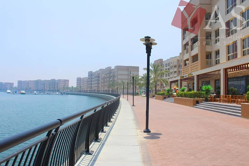 BEST Price  Amazing  Sea View 2 Bed Apartment For Sale in Mina Al Arab