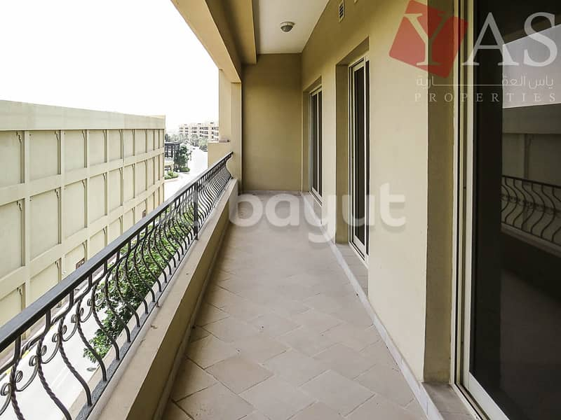10 Golf Course View | 1 BR |  Rent - Golf Apartment
