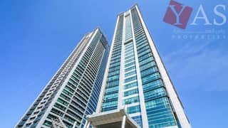 Furnished | 1 Br Full Sea View | Julphar Tower