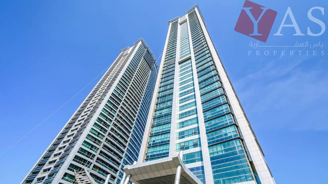 Furnished Full Sea View 1 Bedroom Apartment