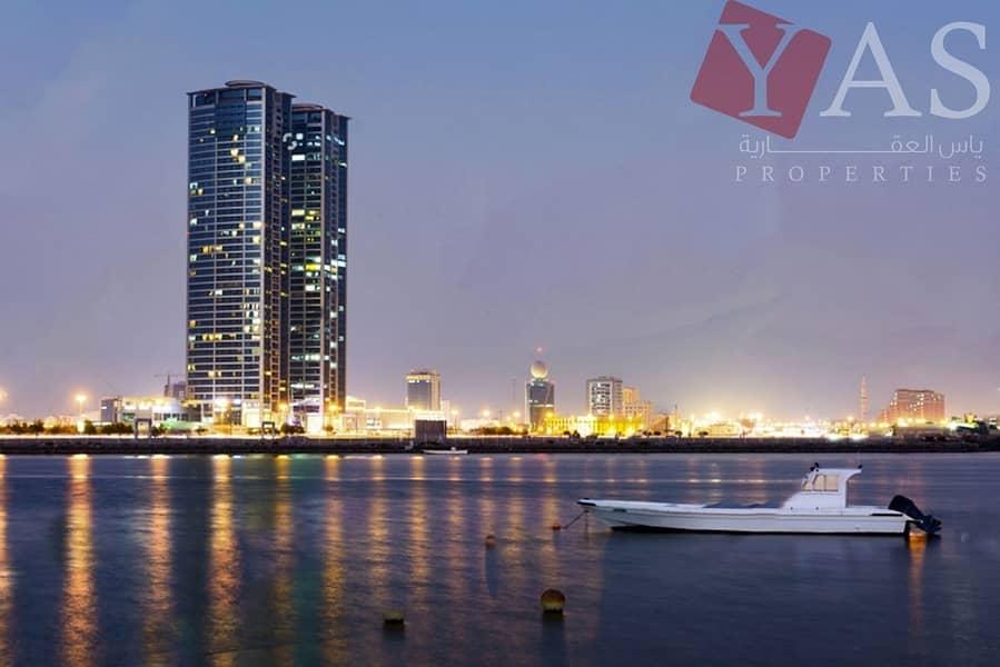 Large | Full Floor |  Shell & Core Office | For Rent in Julphar Tower