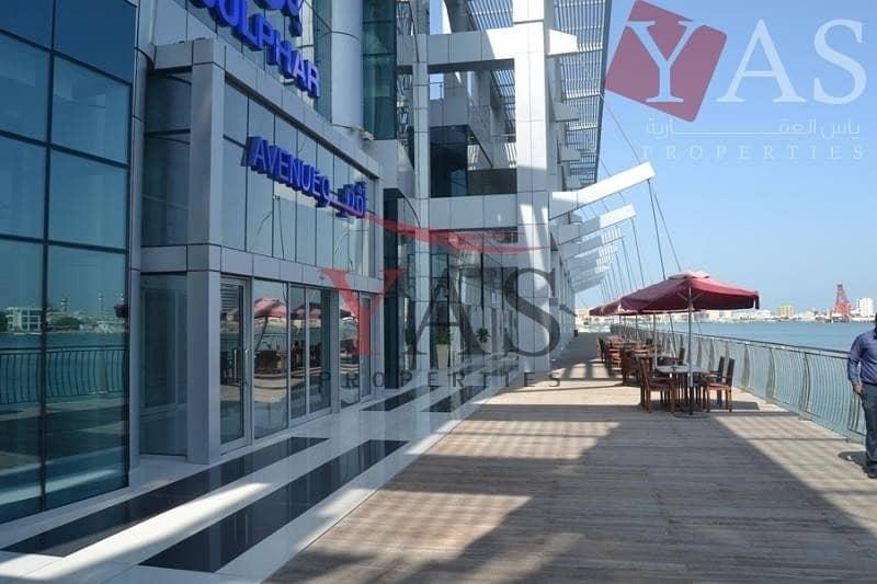 16 Spacious Shell & Core | Office Full Floor | For Sale in Julphar Tower