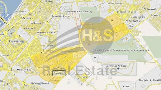 Plot for Sale in Dubailand, Dubai - Freehold School Plot in Dubai Land | 300 AED/sqf of Land