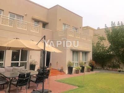 فیلا 5 غرف نوم للبيع في السهول، دبي - Spacious Vacant Villa / Type 7 / Gated Community