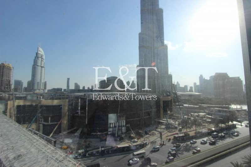 2 Exclusive | Burj Khalifa Facing Office | BP T1