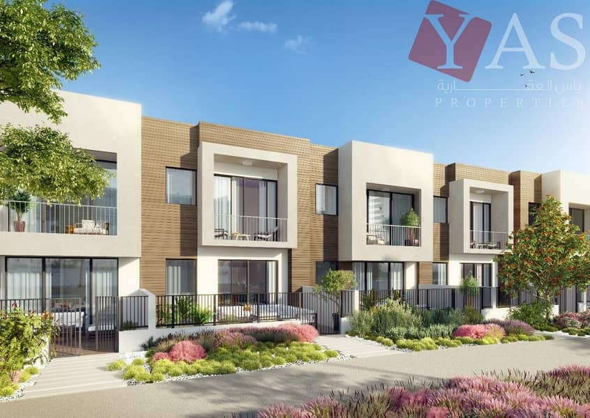2 2 Bedroom Villa in Hayat Island Great off-plan Offer