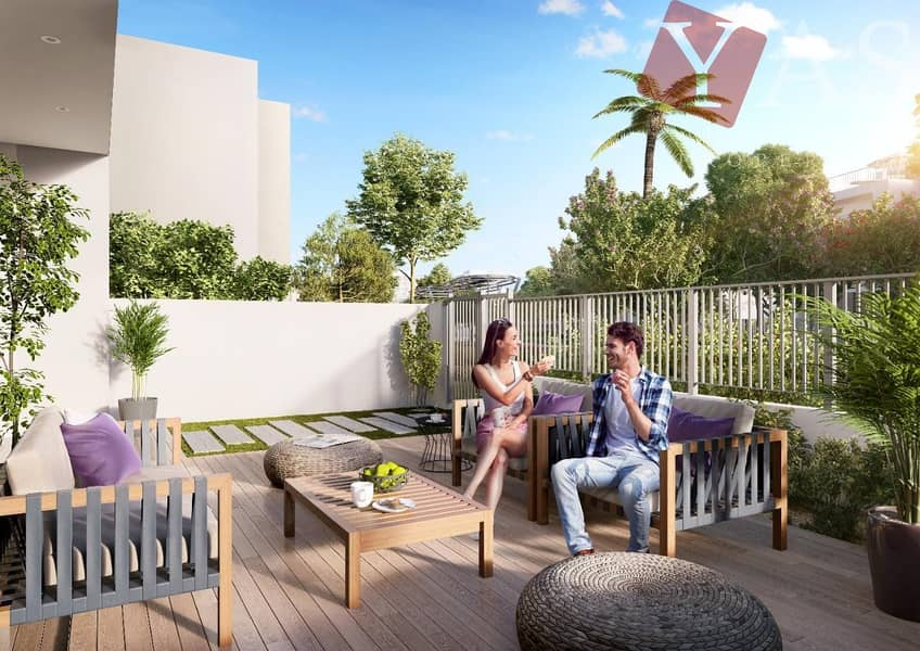 11 2 Bedroom Villa in Hayat Island Great off-plan Offer