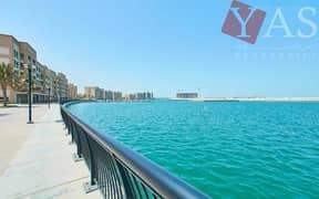Amazing Sea view  | 1BR | For Sale in Mina Al Arab