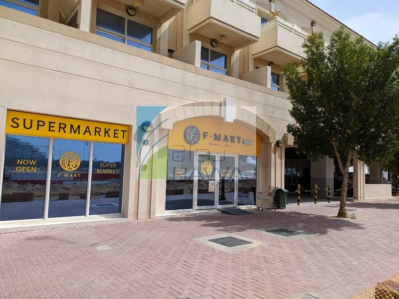 2 Excellent Retail shop space for sale in Madison Residence