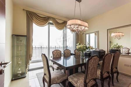 شقة 3 غرف نوم للبيع في وسط مدينة دبي، دبي - Amazing Offer! | 2BR plus Study Room  | Burj Khalifa & Fountain View