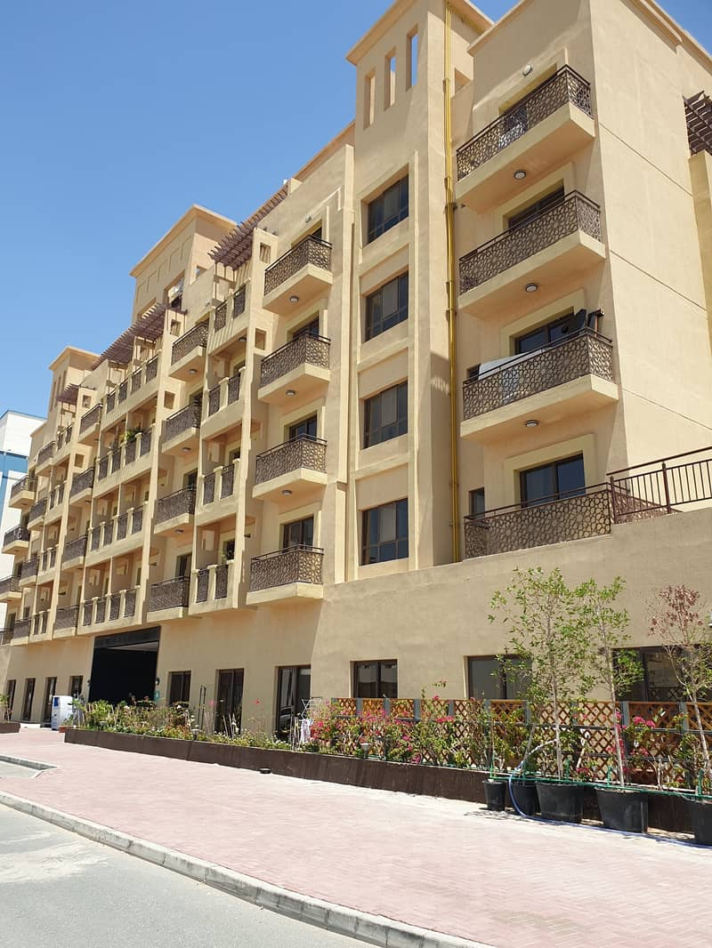 Fully Furnished 1 Bedroom with Balcony in phase 2 | Full Facility and Family Building