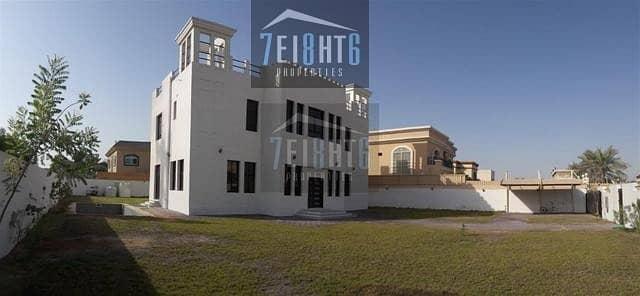 5 Bedroom Villa for Rent in Al Barsha, Dubai - Stunning private s/pool: 5 b/r indep high quality luxury villa