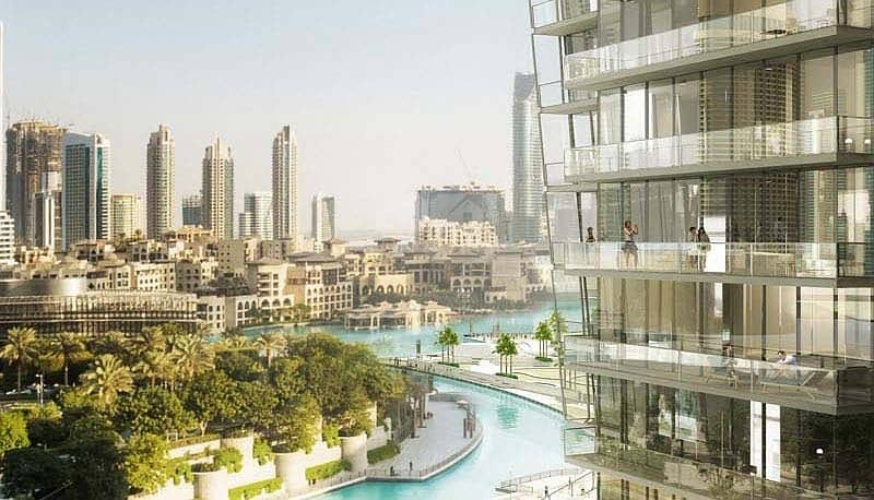 Full Panoramic View of Downtown   3 Bed Apartment