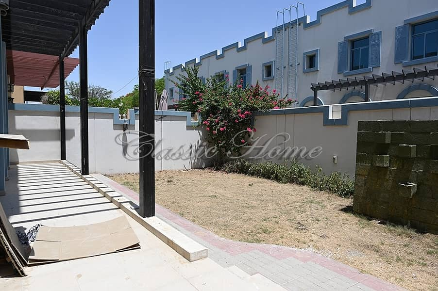 4 B/R Aegean Style Town House @ Falcon City