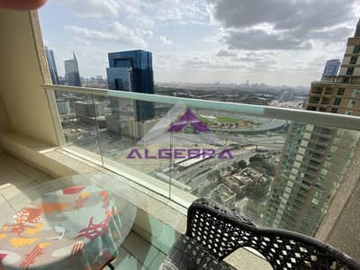 2 Bedroom Apartment for Rent in Dubai Marina, Dubai - Fully furnished - Full Golf + part. Marina View