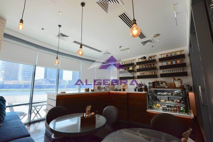 Fully Equipped and Fitted Coffee Shop For Rent and Operation