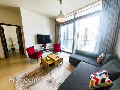 1 Bedroom Apartment for Rent in Dubai Marina, Dubai - Cozy Furnished