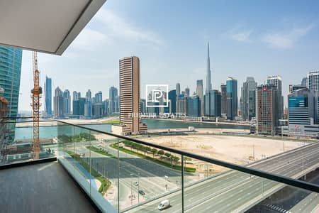 2 Bedroom Apartment for Rent in Business Bay, Dubai - Brand new Two bed